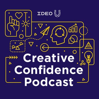 Creative Confidence Podcast logo