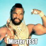 Mister Test