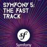 Couverture du livre Symfony 5 The Fast Track par Fabien Potencier
